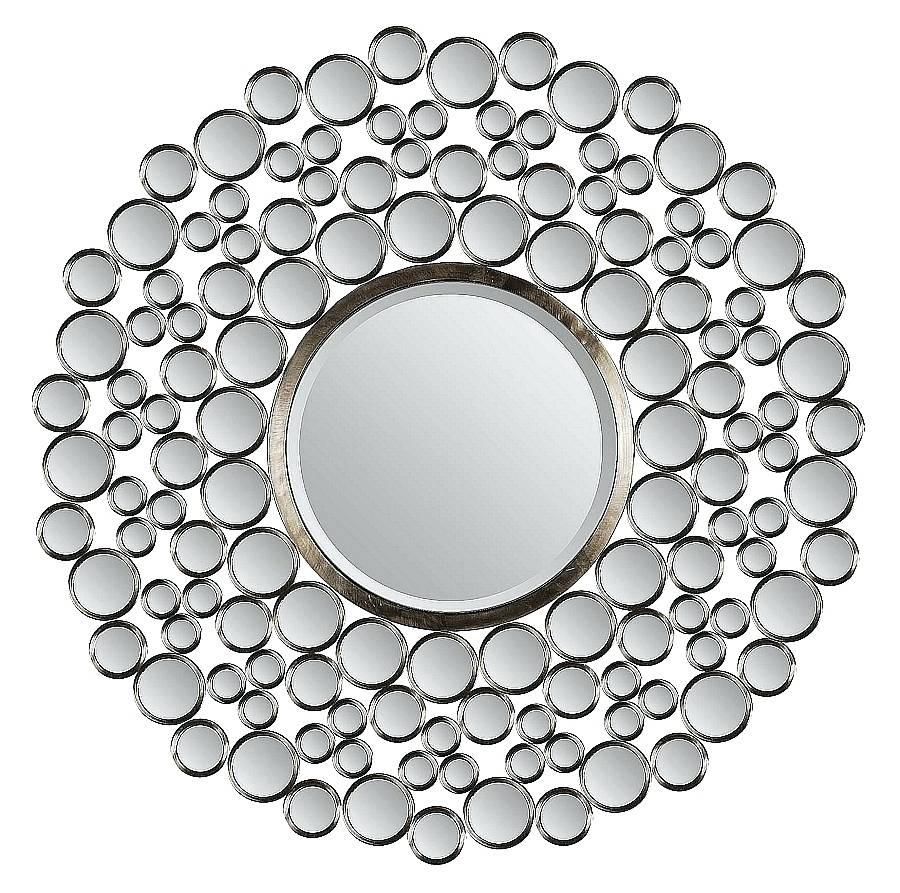 Wall Arts ~ Beautiful Round Feather Wall Art Circular Wall Mirrors Regarding Current Circular Metal Wall Art (View 18 of 20)