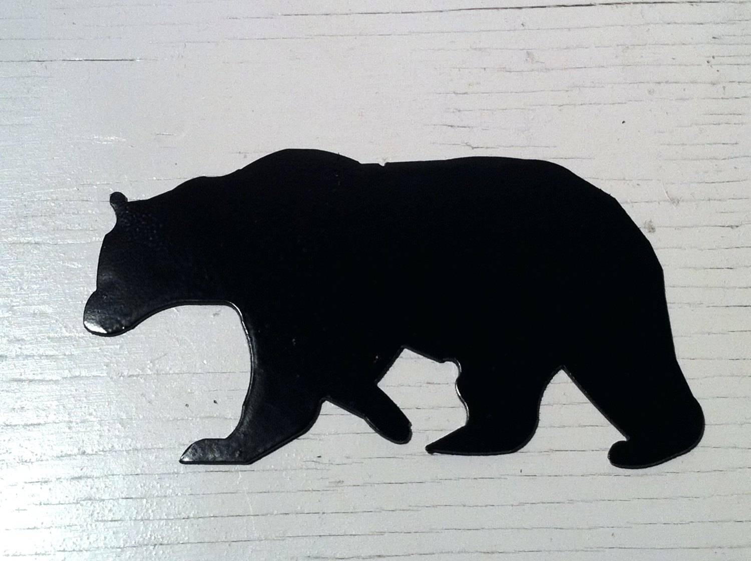 Wall Arts ~ Black Bear Forest Carved Wood Wall Art Teddy Bear Wall Within Best And Newest Black Bear Metal Wall Art (View 8 of 20)