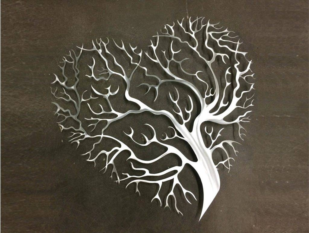 Wall Arts ~ Cool Metal Wall Art Cool Tree Metal Wall Art Uk Tree In Most Recently Released Cool Metal Wall Art (View 8 of 20)
