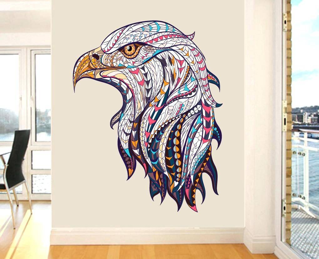 Wall Arts ~ Eagle Wall Art Wooden Eagle Wall Art Eagle Wood Inside Most Recently Released Eagle Metal Wall Art (View 16 of 20)