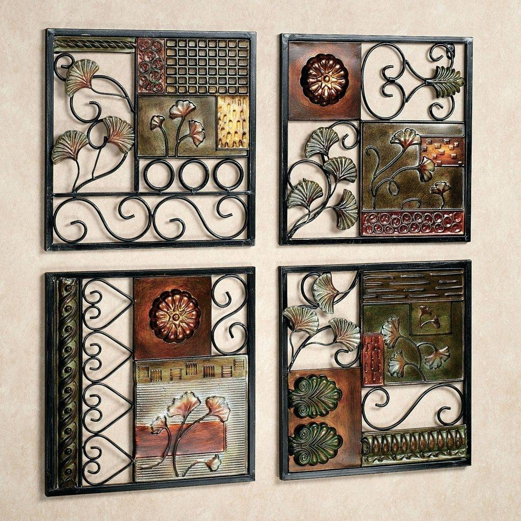 Wall Arts ~ Full Size Of Dusk Dawn Wall Art Set Metal Wall Decor Pertaining To Newest Embossed Metal Wall Art (View 15 of 20)