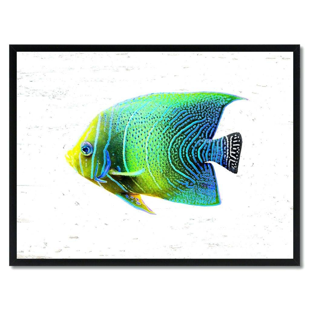 Wall Arts ~ Gardman Tropical Fish Wall Art Tropical Fish Metal Throughout Current Tropical Fish Metal Wall Art (View 6 of 20)