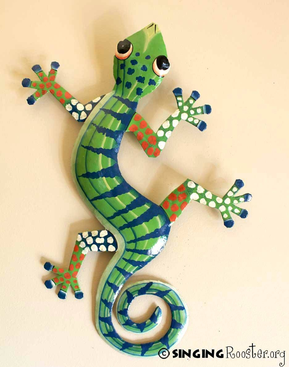 Wall Arts ~ Gecko Metal Wall Art Perth Metal Gecko Wall Art Pertaining To Latest Lizard Metal Wall Art (View 10 of 20)