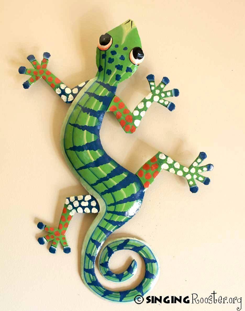Wall Arts ~ Gecko Metal Wall Art Perth Metal Gecko Wall Art Pertaining To Latest Lizard Metal Wall Art (View 14 of 20)