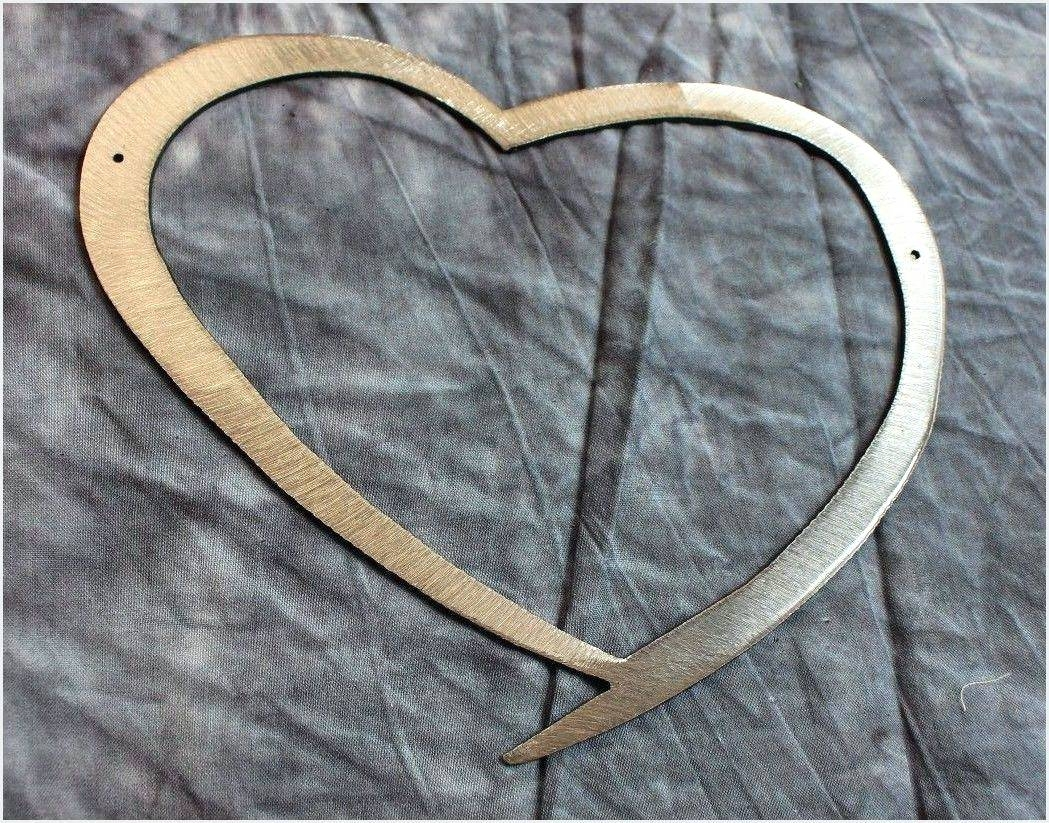 Wall Arts ~ Heart Shaped Metal Wall Art Photos That Really Within Most Up To Date Heart Shaped Metal Wall Art (View 17 of 20)