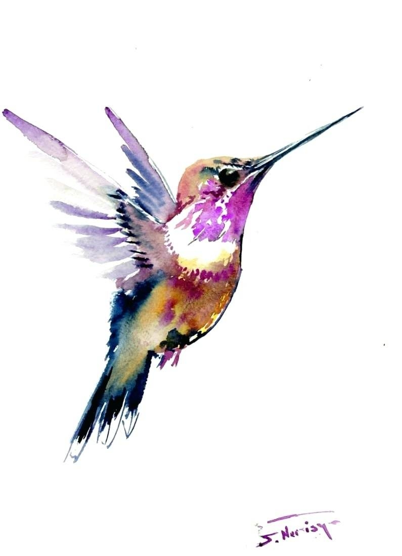Wall Arts ~ Hummingbird Wall Art Uk Hummingbird Vinyl Wall Art Throughout Current Hummingbird Metal Wall Art (View 19 of 20)