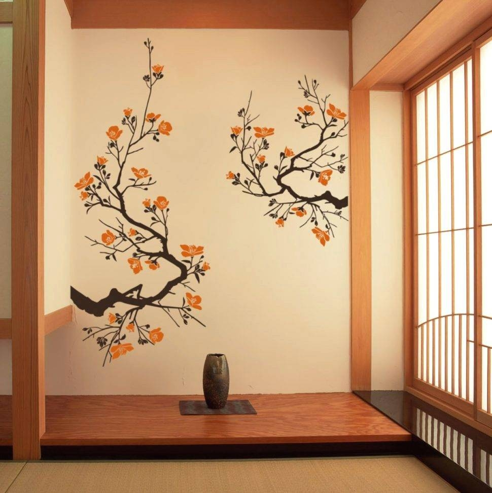 Wall Arts ~ Japanese Wall Art For Sale Japanese Garden Wall Art Uk With Regard To Most Recent Japanese Metal Wall Art (View 6 of 20)