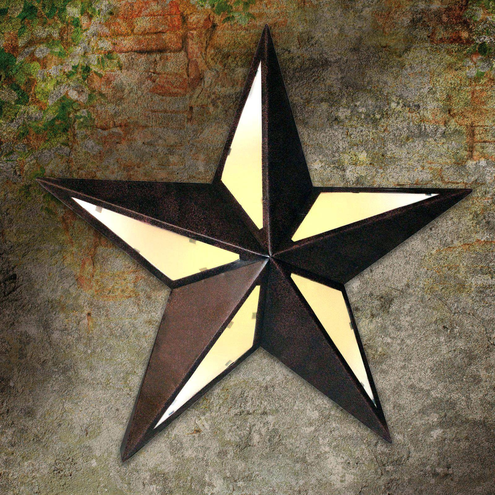 Wall Arts ~ Large Metal Star Wall Art Red Metal Star Wall Art Throughout Most Popular Texas Metal Wall Art (View 14 of 20)