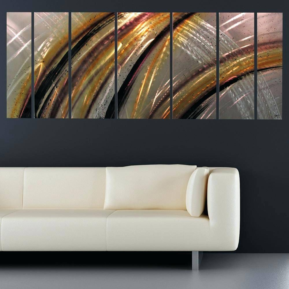 Wall Arts ~ Large Metal Wall Art Contemporary Uk Extra Large Within Newest Extra Large Metal Wall Art (View 8 of 20)