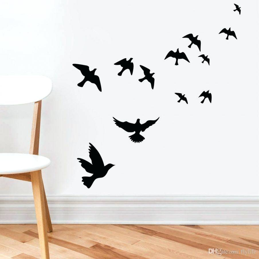 Wall Arts ~ Metal Birds Wall Art Nz Metal Birdcage Wall Art Metal Regarding Best And Newest Metal Wall Art Birds In Flight (View 14 of 20)