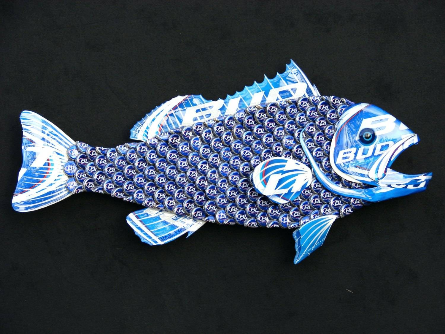 Wall Arts ~ Metal Fish Wall Art Australia Metal Wall Art Tropical With Most Recently Released Tropical Fish Metal Wall Art (View 5 of 20)