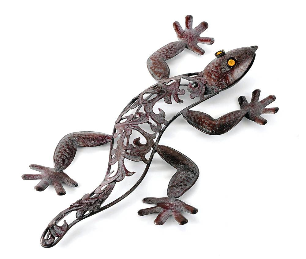 Wall Arts ~ Metal Lizard Wall Art Uk Gecko Metal Wall Art Perth Within Most Up To Date Lizard Metal Wall Art (View 9 of 20)