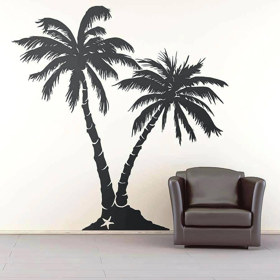 Wall Arts ~ Metal Palm Tree Wall Art Wondrous Coconut Palm Tree Intended For Most Recent Metal Wall Art Palm Trees (View 14 of 20)