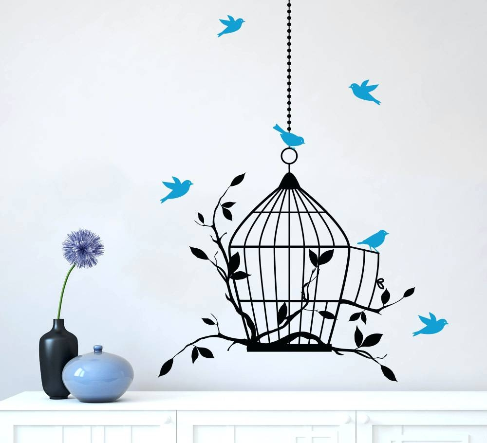 Wall Arts ~ Metal Tree Wall Art Hobby Lobby Ergonomic Outdoor In Most Recently Released Birdcage Metal Wall Art (View 14 of 20)