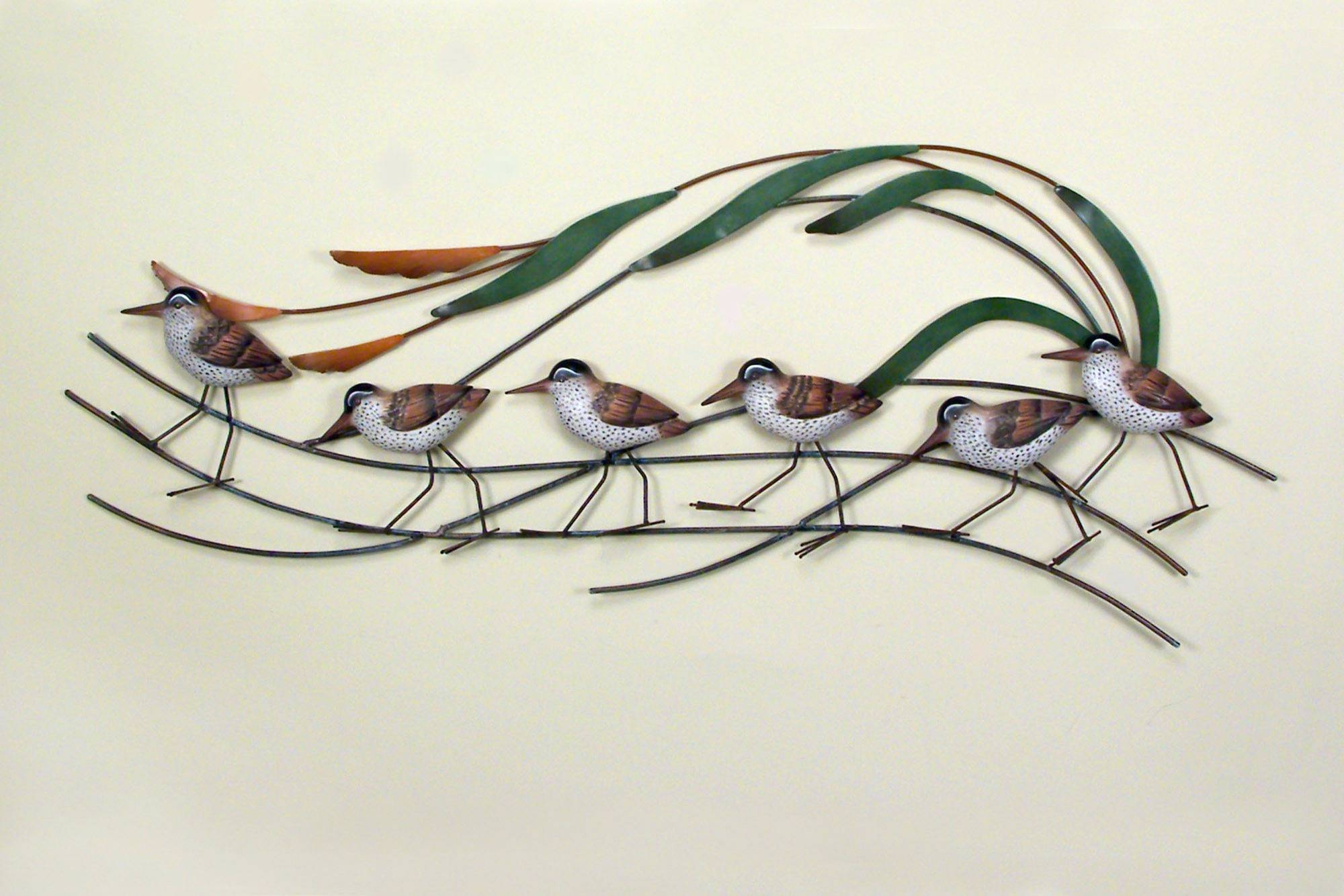 Wall Arts ~ Metal Wall Art Birds On A Wire Metal Wall Art Birds On For Most Up To Date Birds On A Branch Metal Wall Art (View 11 of 20)