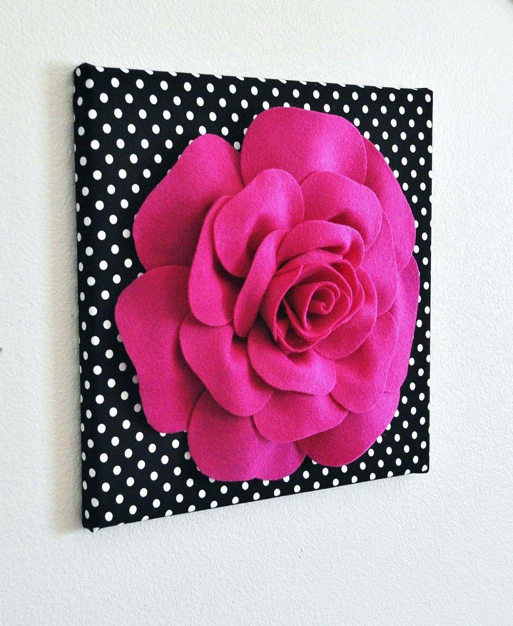 Wall Arts ~ Pink Rose Metal Wall Art Pink Rose Wall Art Wall Regarding 2018 Pink Metal Wall Art (View 11 of 20)