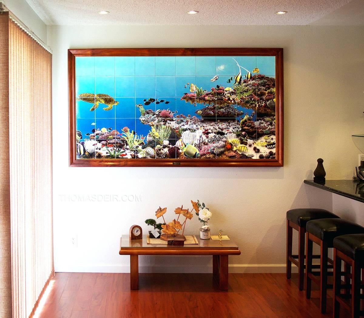 Wall Arts ~ Remarkable Wall Art For Bedroom Inspirations Hawaii With Regard To Recent Hawaiian Metal Wall Art (View 10 of 20)
