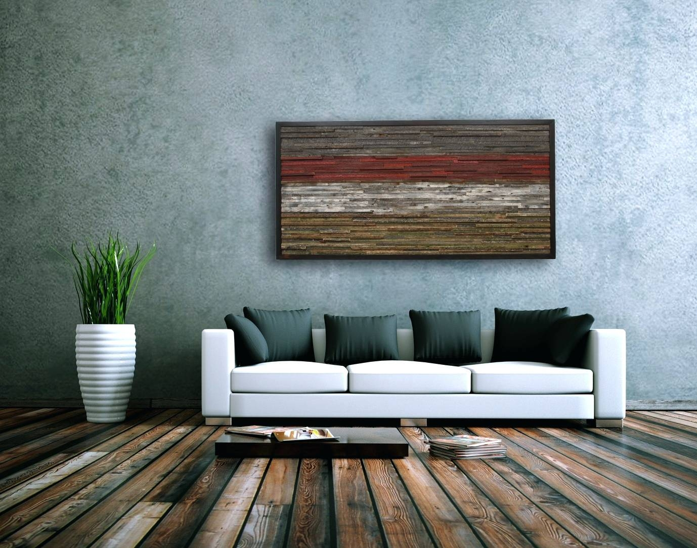 Wall Arts ~ Rustic Wood And Iron Wall Art Distressed Wood And With Latest Distressed Metal Wall Art (View 14 of 20)