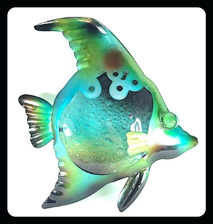 Wall Arts: Tropical Fish Wall Art (View 12 of 20)