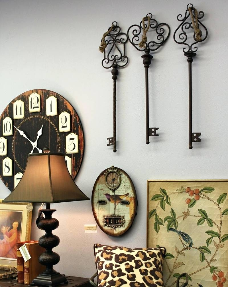 Wall Arts ~ Vintage Metal Wall Art Sculpture Vintage Metal Wall Throughout 2017 Vintage Metal Wall Art (View 19 of 20)