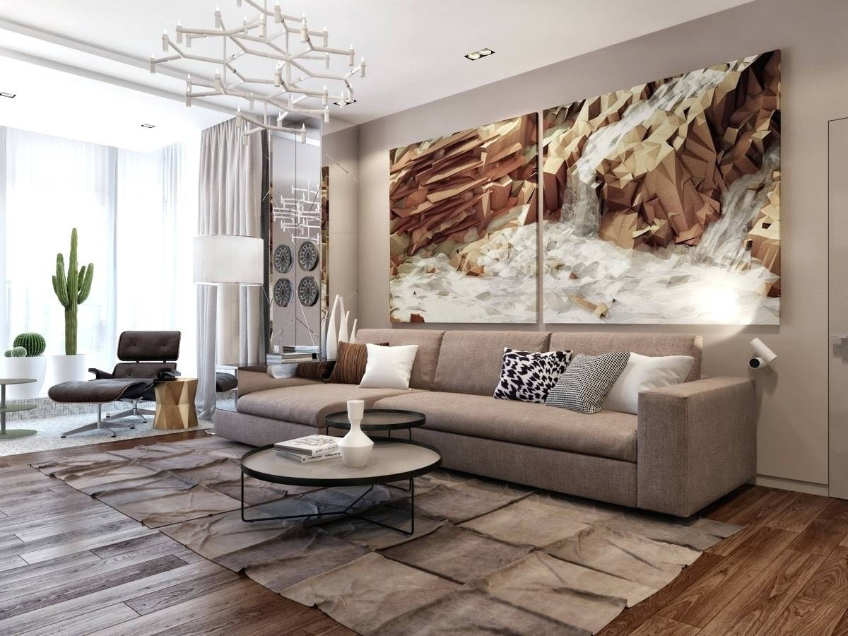 Best Art For Living Room: The Best Metal Wall Art For Living Room