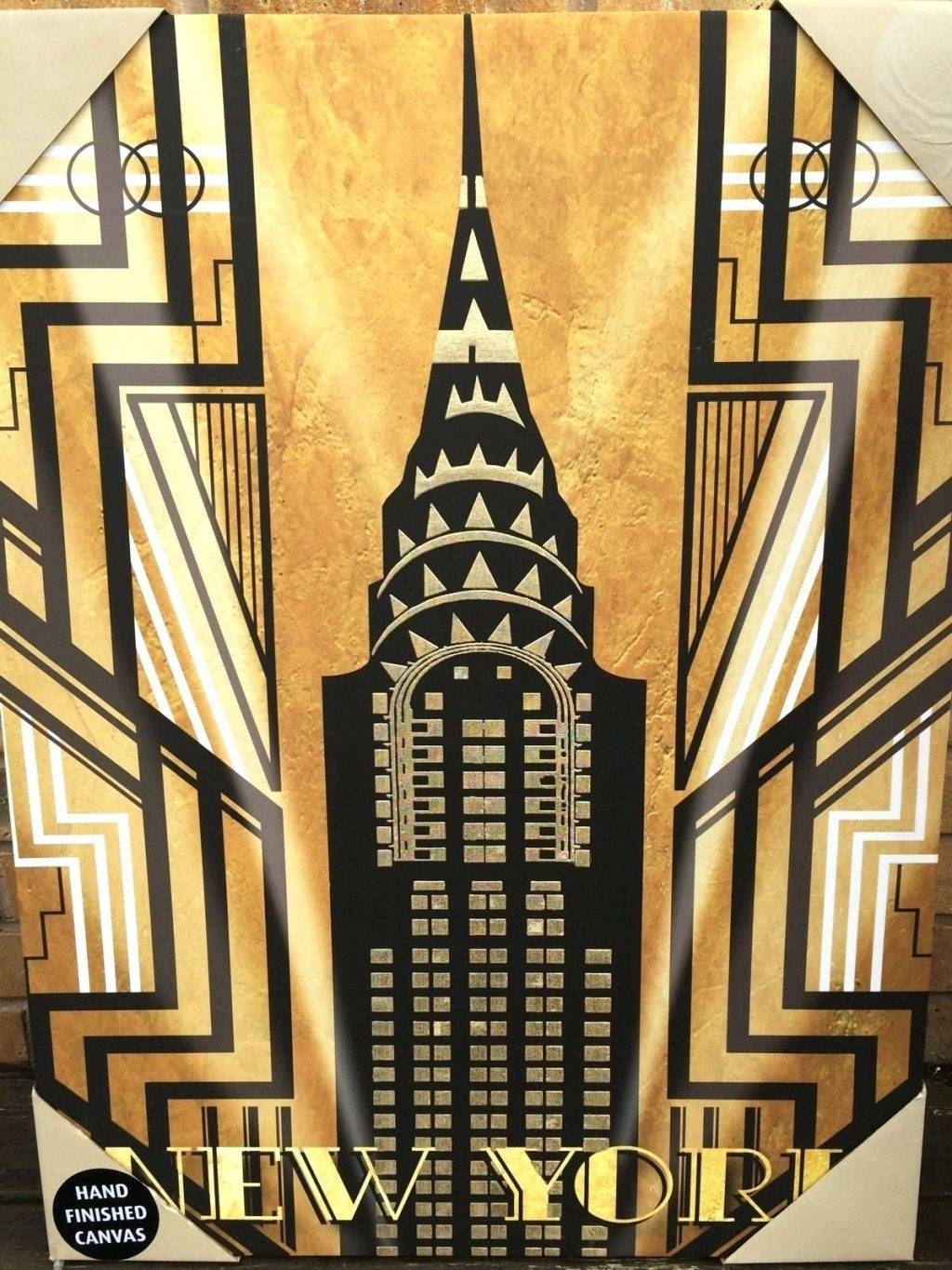 Showing Gallery of New York Metal Wall Art (View 20 of 20 Photos)