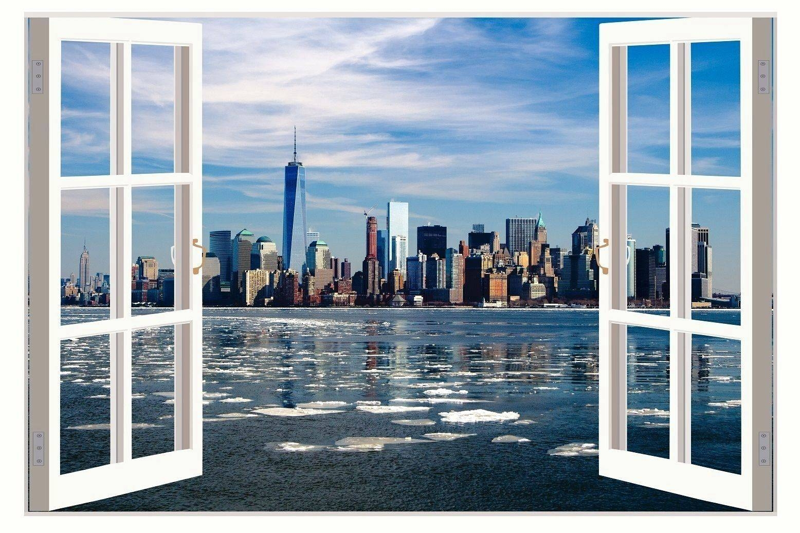 Wall Arts ~ Wall Art New York City Cityscape Wall Art New York Regarding Most Up To Date New York City Skyline Metal Wall Art (View 17 of 20)