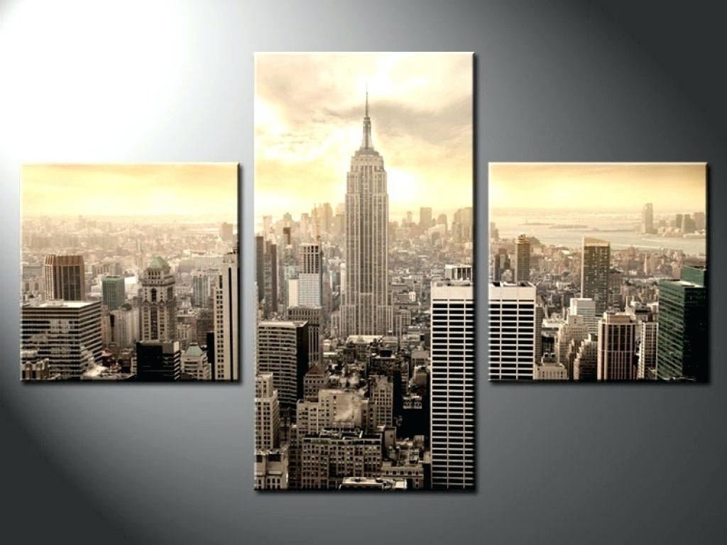 Wall Arts ~ Wall Art New York Wall Art Design Amazing New York Pertaining To Most Popular Nyc Map Wall Art (Gallery 15 of 20)