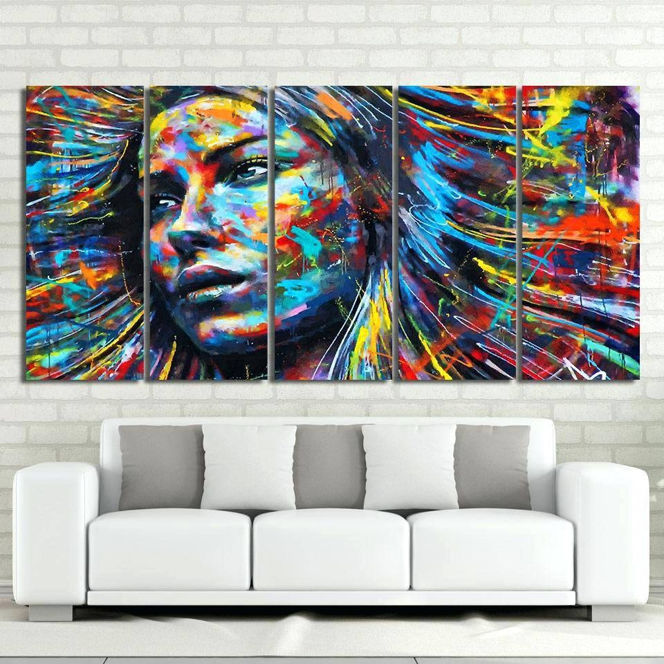 Wall Arts ~ Wall Art Of Man And Woman Womans Back Wall Art Metal Regarding Latest Colorful Metal Wall Art (View 17 of 20)
