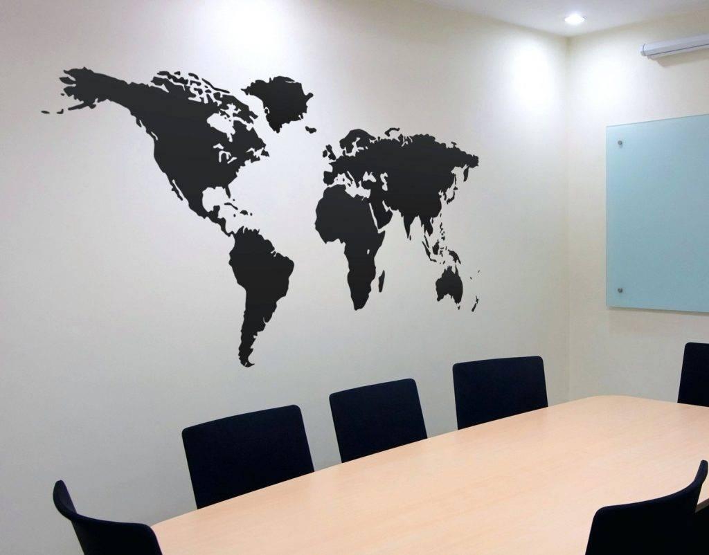 Wall Arts ~ Wall Art World Map South Africa Mercators World Map For Current Africa Map Wall Art (View 13 of 20)