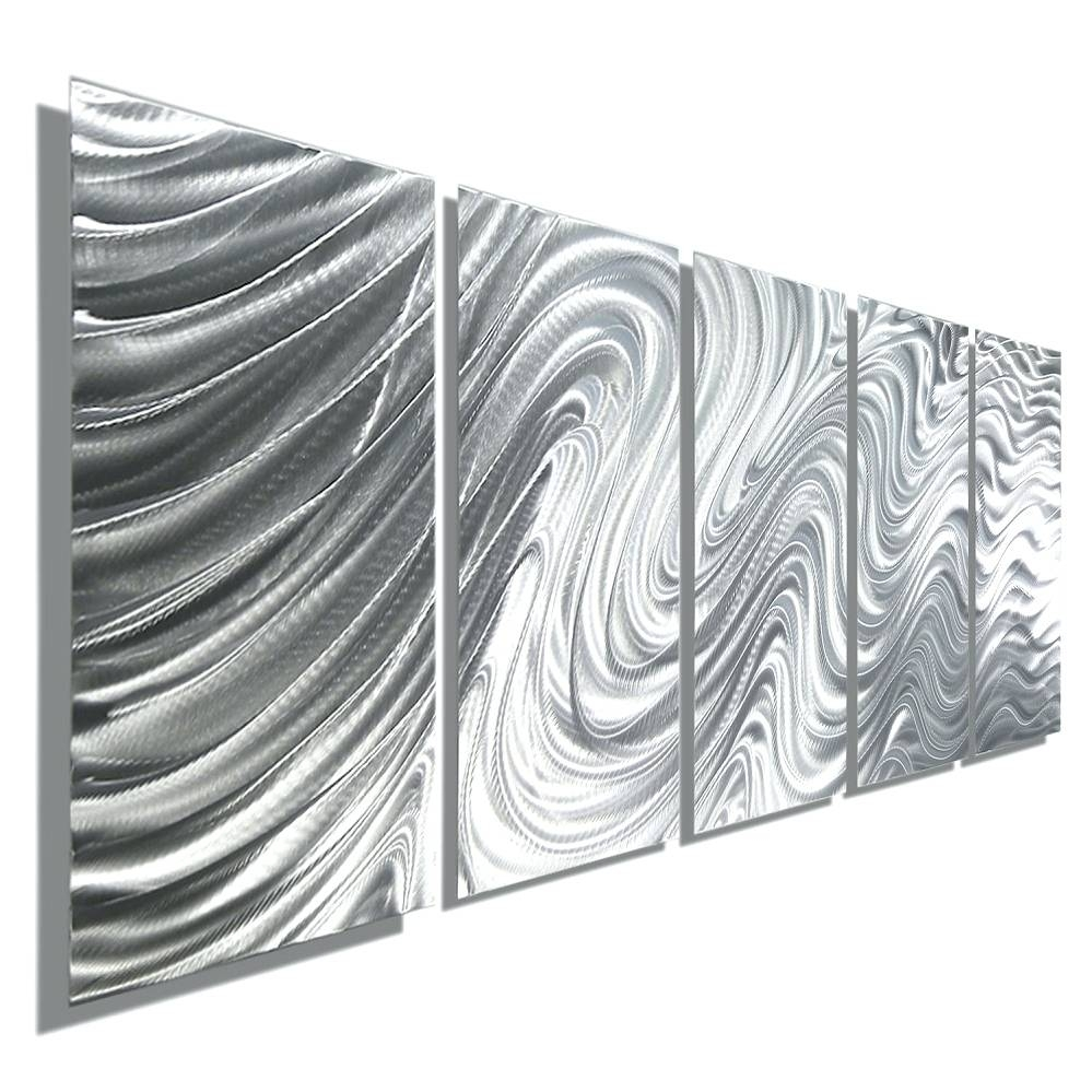 Wall Arts ~ White Metal Wall Decor Ergonomic Wrought Iron Wall For Latest Distressed Metal Wall Art (View 17 of 20)