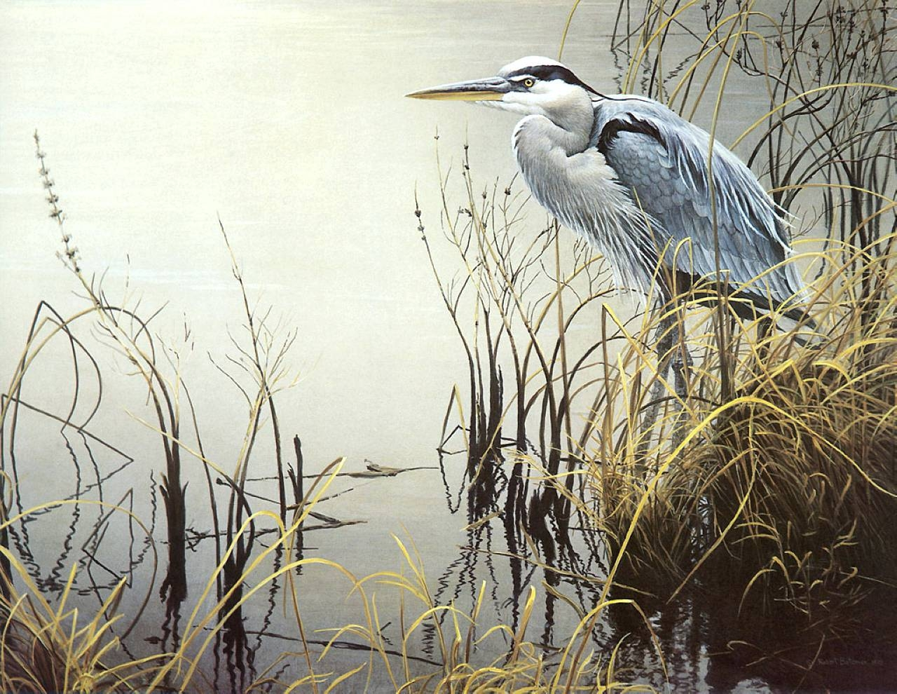 Wall Arts ~ Wooden Heron Wall Art Blue Heron Metal Wall Art The Regarding Most Current Blue Heron Metal Wall Art (Gallery 11 of 20)