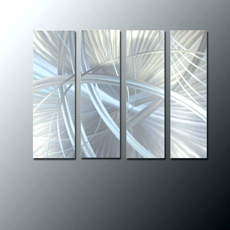 Wall Arts Woven Metal Art Silver On Metal Wall Art That Makes A Pertaining To 2018 Woven Metal Wall Art (View 10 of 20)