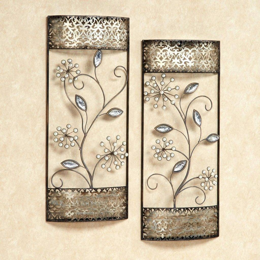 Wall Arts ~ Woven Metal Wall Art Silver Silver Metal Wall Art Intended For Most Current Woven Metal Wall Art (View 16 of 20)