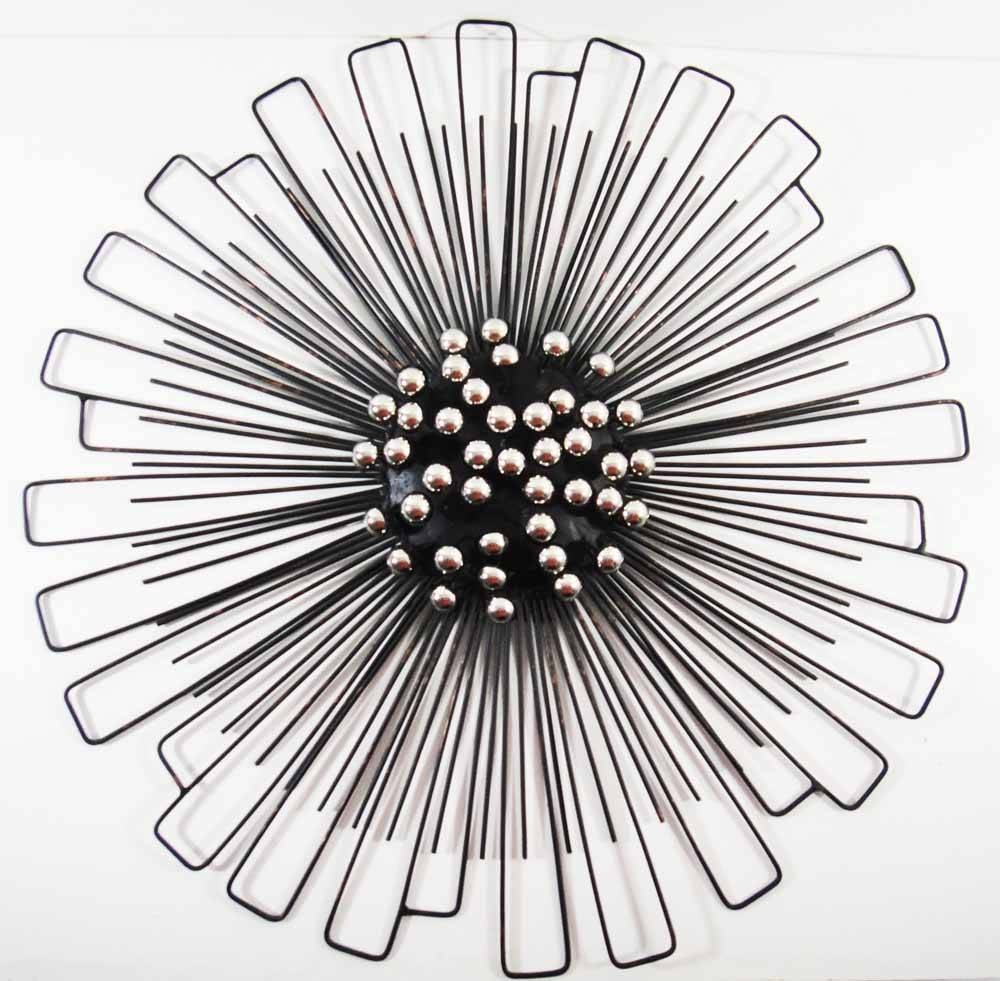 Wall Decor: Circle Metal Wall Art Inspirations (View 7 of 20)