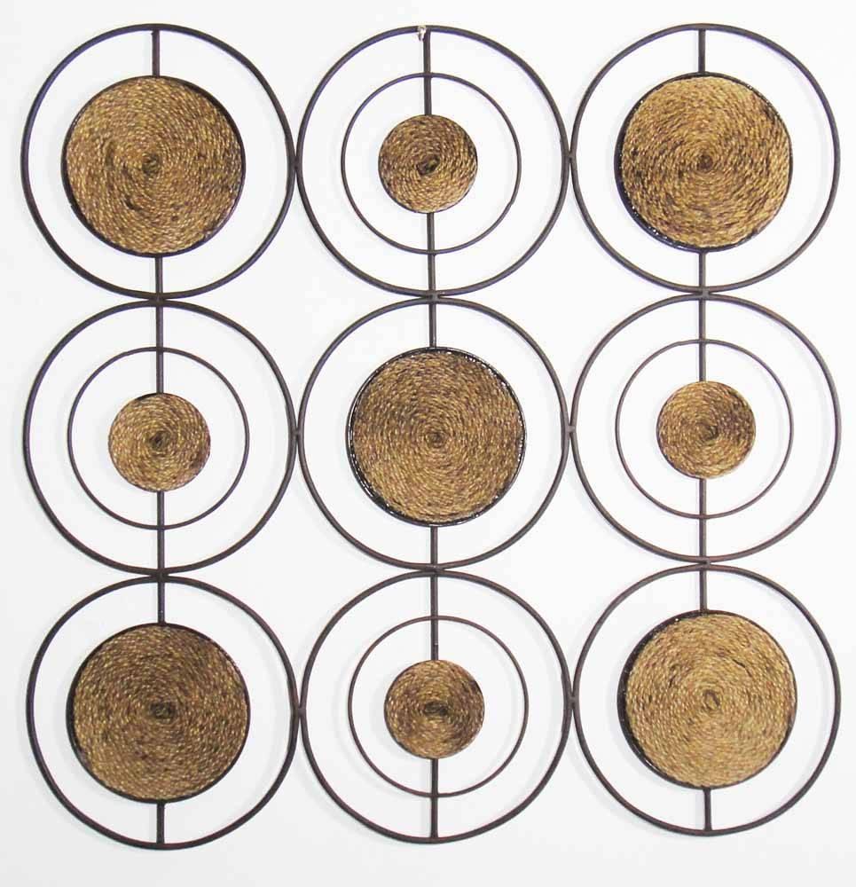 Wall Decor: Circle Metal Wall Art Inspirations (View 20 of 20)