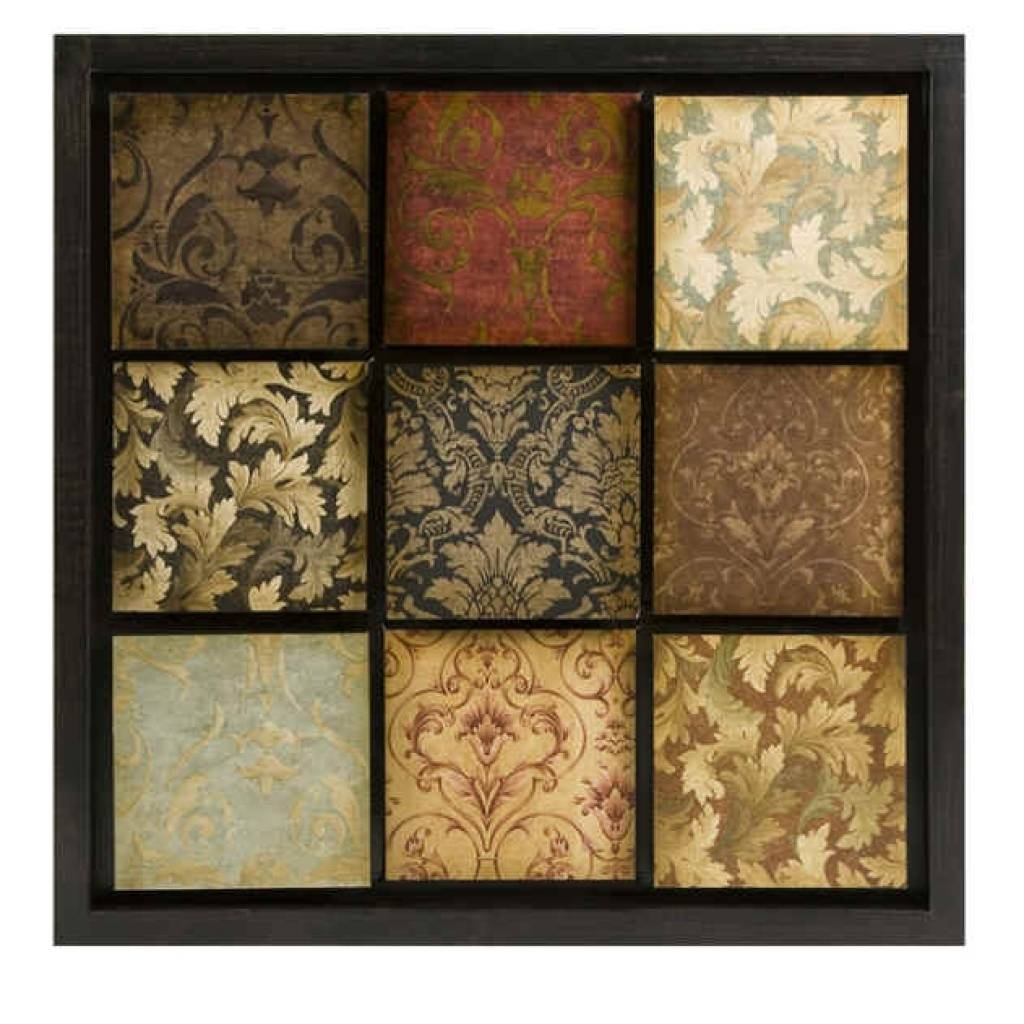 Wall Decor: Metal Wall Art Panels Design (View 10 of 20)