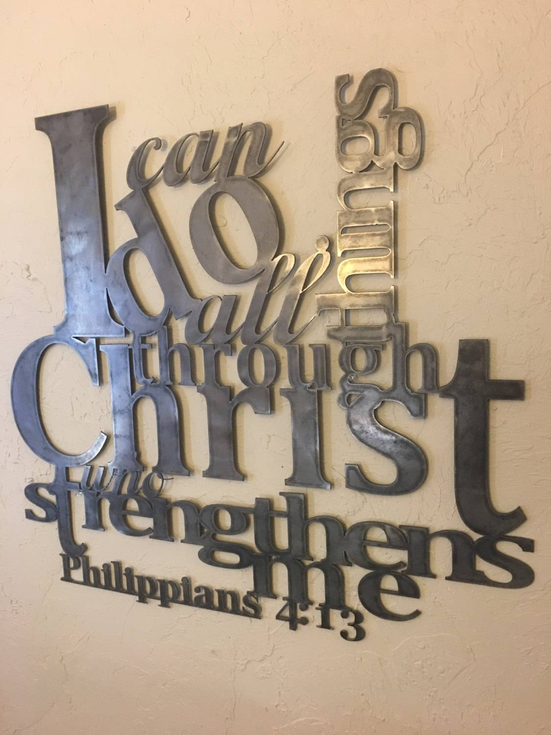 Wall Decor: Scripture Wall Art Inspirations (View 2 of 20)