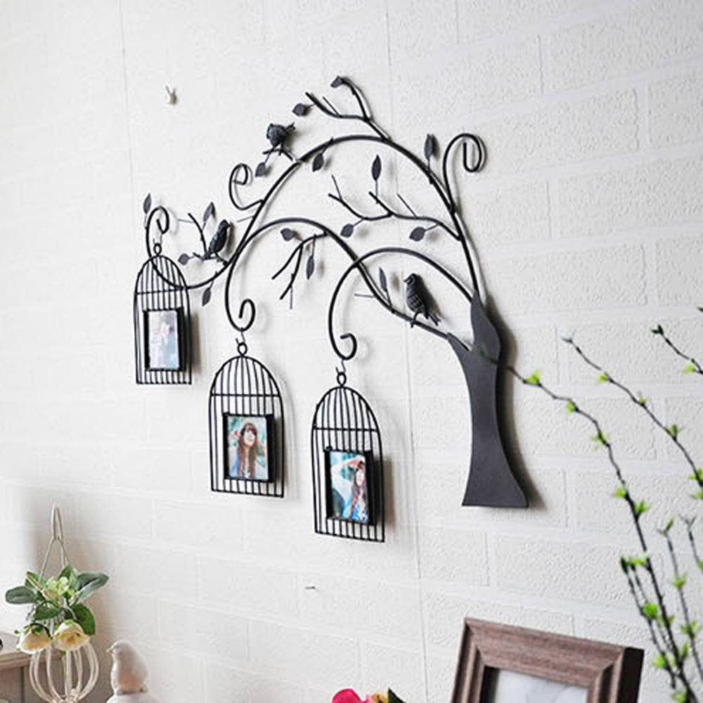 Wall Ideas: Bird Metal Wall Art Photo (View 3 of 20)