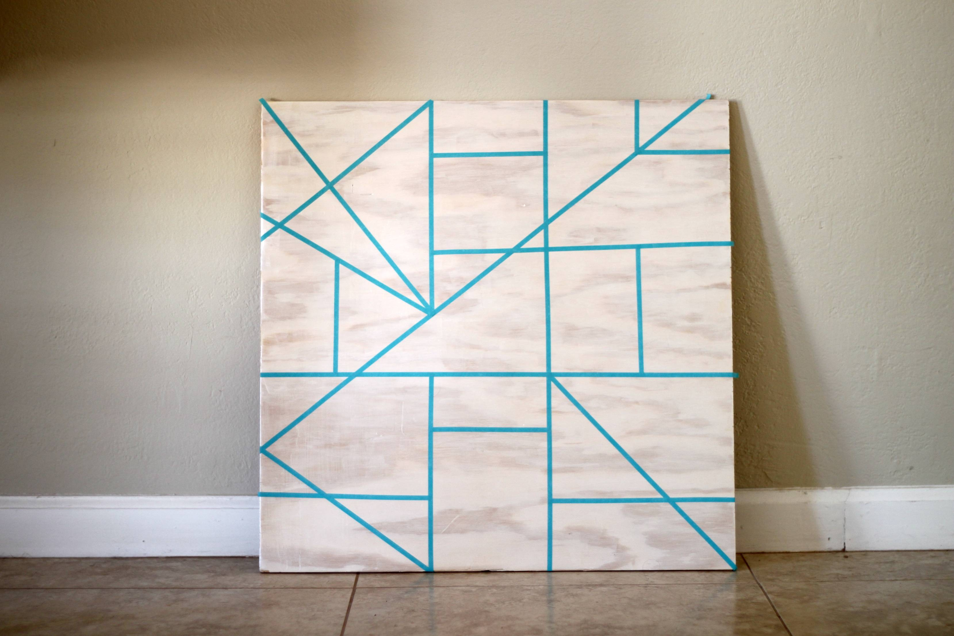 Wall Ideas: Geometric Wall Decor Design (View 20 of 20)