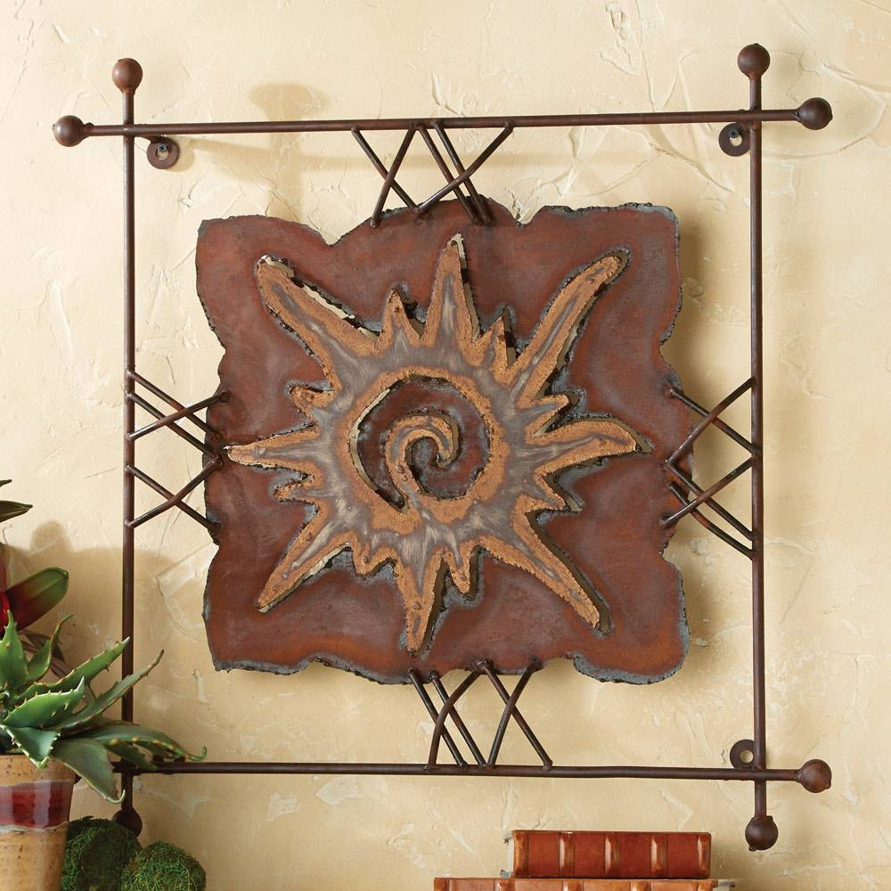 Wall Ideas: Small Metal Wall Art Photo (View 10 of 20)