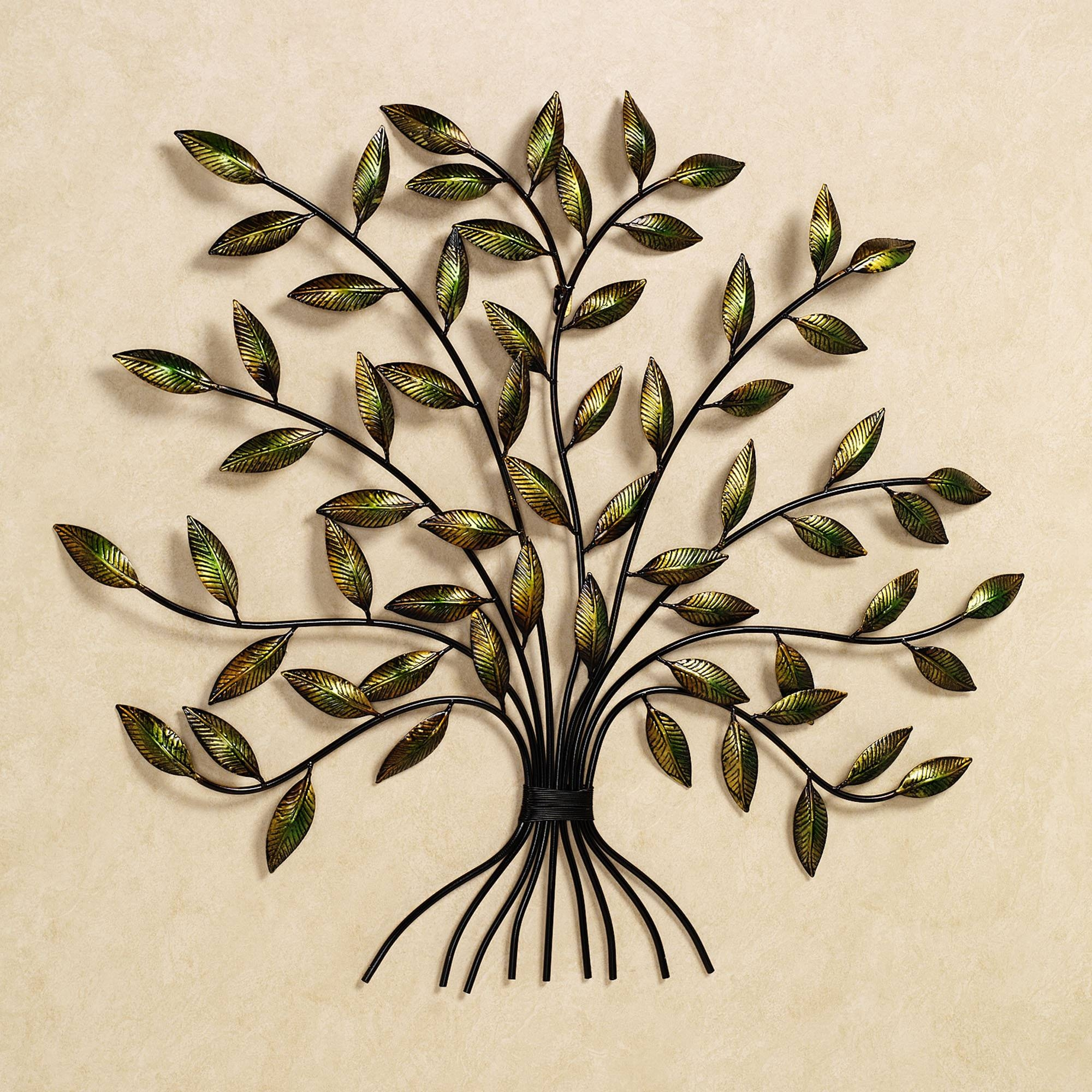 Wall Ideas: Tree Metal Wall Art Images. Design Decor (View 19 of 20)
