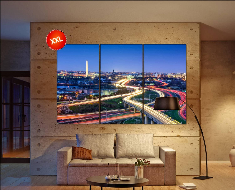 Wall Ideas: Washington Dc Wall Art Inspirations (View 16 of 20)