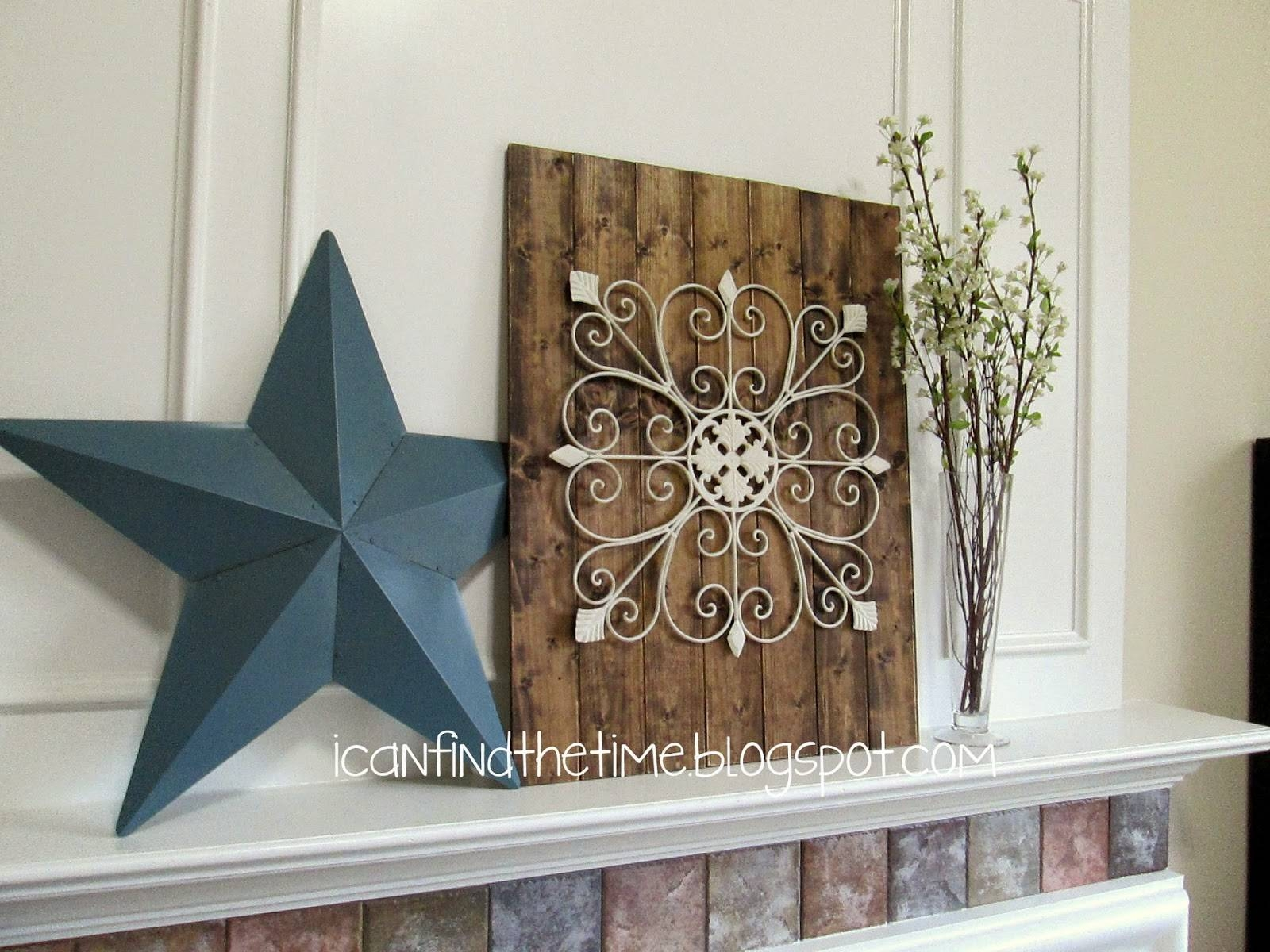 Wood And Metal Wall Art Pertaining To Most Up To Date Wood Metal Wall Art (View 11 of 20)
