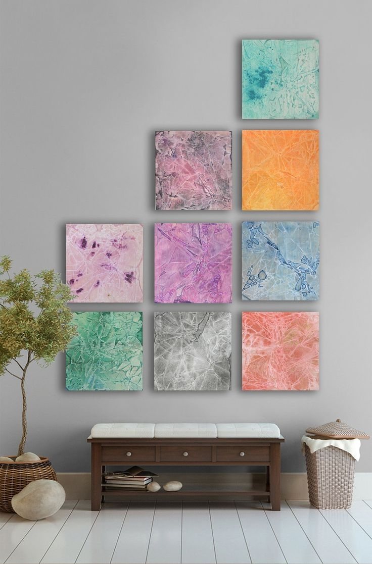 106 Best Painting Projects~ Inspirations Images On Pinterest With Regard To Newest Ottawa Abstract Wall Art (View 14 of 20)