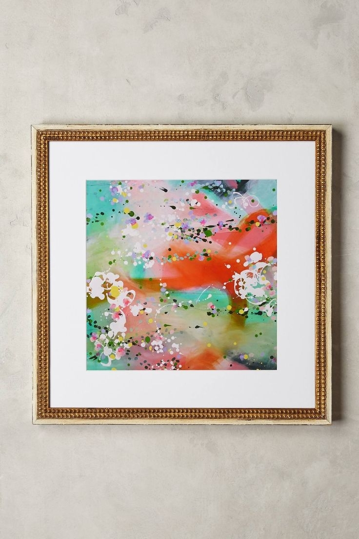 149 Best West Elm Images On Pinterest | Pillowcases, West Elm And Intended For 2017 West Elm Abstract Wall Art (View 1 of 20)