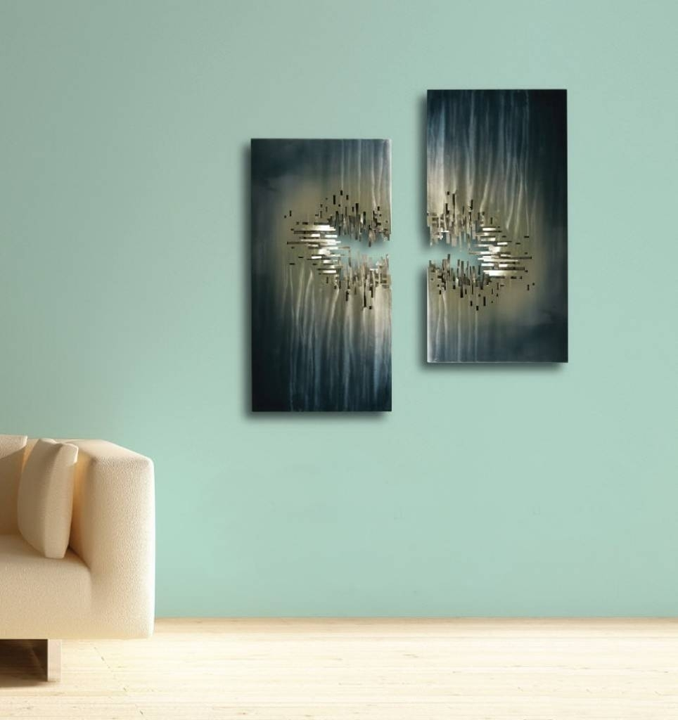 20 Best Ideas Of Abstract Metal Wall Art Sculptures Within Newest Abstract Metal Sculpture Wall Art (View 1 of 20)