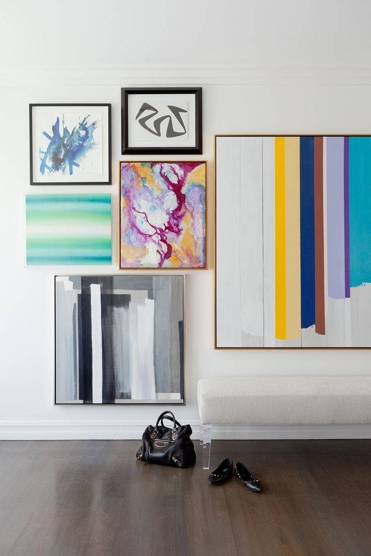 20 Photos Colorful Abstract Wall Art In Most Up To Date Colourful Abstract Wall Art (View 2 of 20)