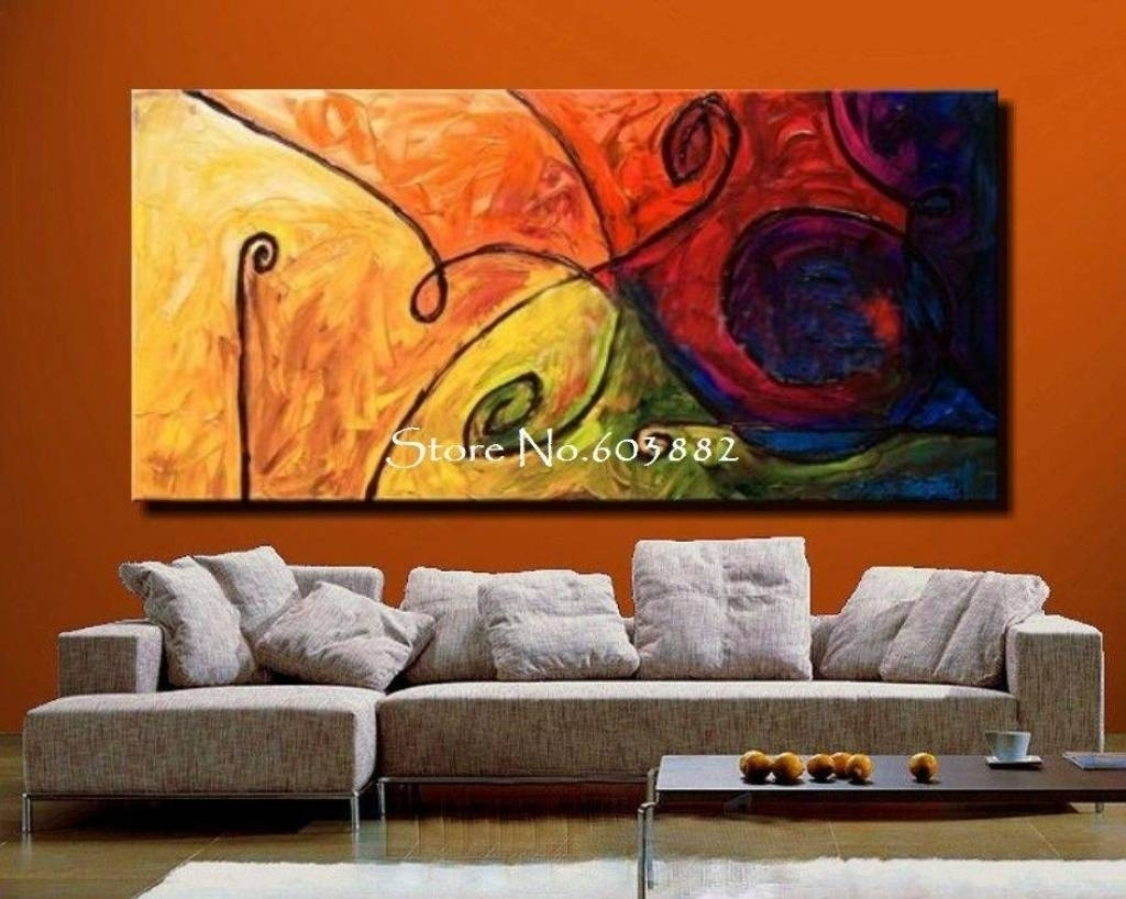 2018 Best Of Cheap Abstract Wall Art Regarding Latest Inexpensive Abstract Wall Art (View 9 of 20)