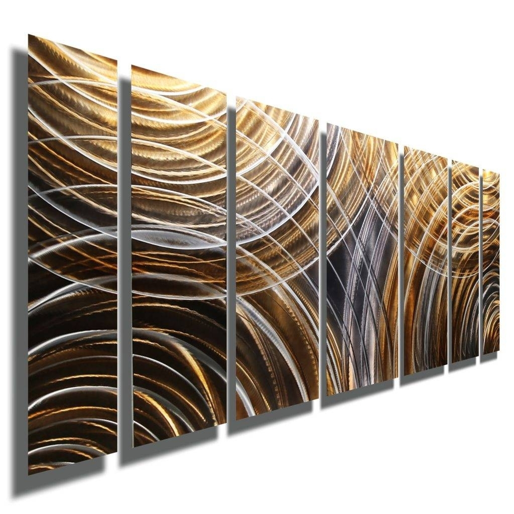 2018 Latest Cheap Abstract Metal Wall Art Inside 2017 Abstract Metal Wall Art Australia (View 2 of 20)